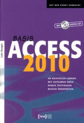 Access 2010 Basis, m. Daten-CD