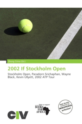 2002 If Stockholm Open