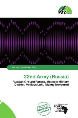 22nd Army (Russia)