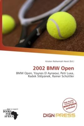 2002 BMW Open