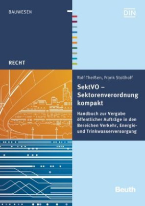 SektVO - Sektorenverordnung kompakt