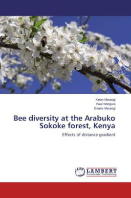 Bee diversity at the Arabuko Sokoke forest, Kenya