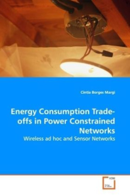 Energy Consumption Trade-offs in Power Constrained Networks