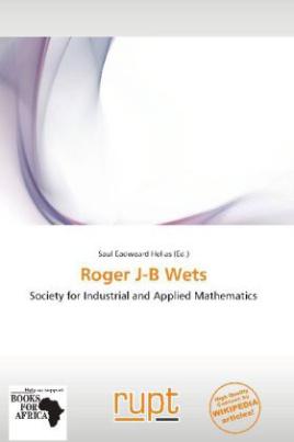 Roger J-B Wets