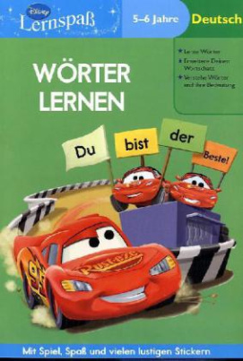 Wörter lernen, Cars