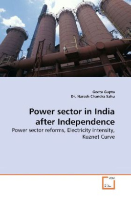 Power sector in India after Independence