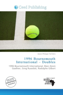 1996 Bournemouth International - Doubles