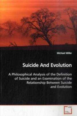 Suicide And Evolution