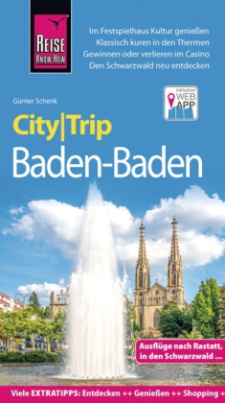 Reise Know-How CityTrip Baden-Baden