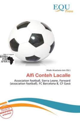 Alfi Conteh Lacalle