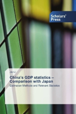China's GDP statistics - Comparison with Japan