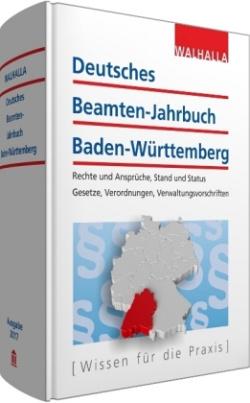 Deutsches Beamten-Jahrbuch Baden-Württemberg Jahresband 2017