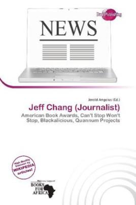 Jeff Chang (Journalist)
