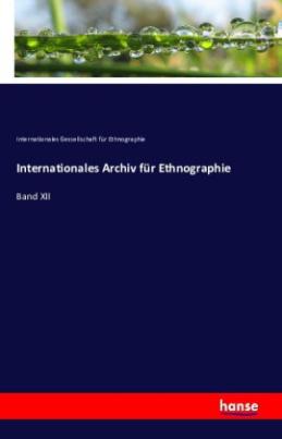 Internationales Archiv für Ethnographie