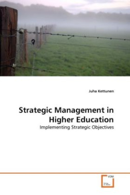 Strategic Management in Higher Education