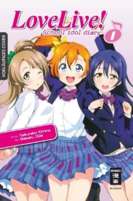 Love Live! School Idol Diary. Bd.1