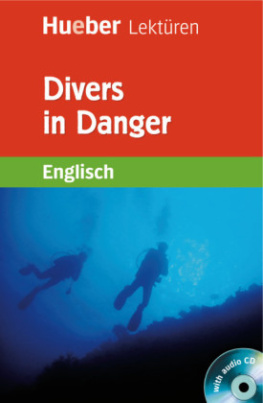 Divers in Danger, m. Audio-CD