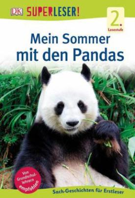 SUPERLESER! Mein Sommer mit den Pandas