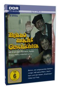 Benno macht Geschichten (DDR TV-Archiv) (2DVD)