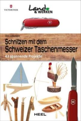 Schnitzen mit dem Schweizer Offiziersmesser