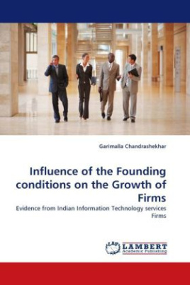 Influence of the Founding conditions on the Growth of Firms