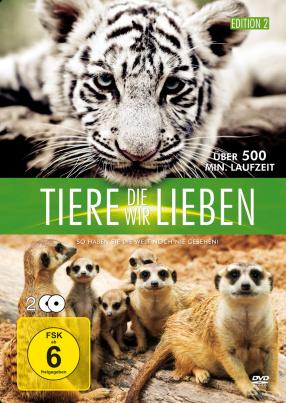 Tiere die wir lieben - Edition 2