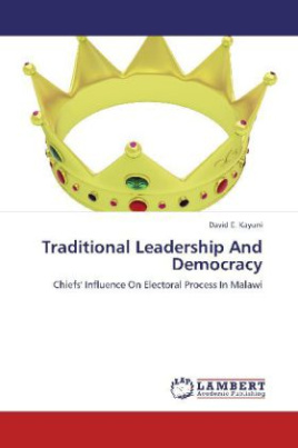 Traditional Leadership And Democracy