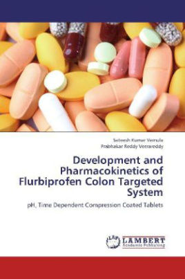 Development and Pharmacokinetics of Flurbiprofen Colon Targeted System
