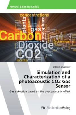 Simulation and Characterization of a photoacoustic CO2 Gas Sensor