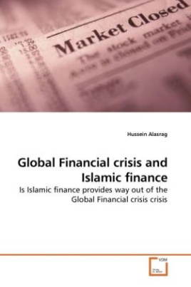 Global Financial crisis and Islamic finance
