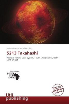 5213 Takahashi