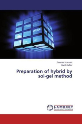 Preparation of hybrid by sol-gel method