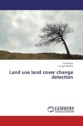Land use land cover change detection