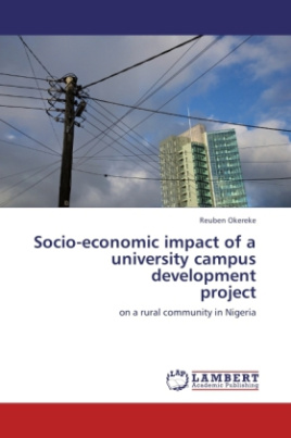 Socio-economic impact of a university campus development project