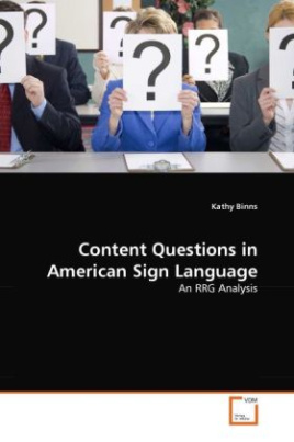 Content Questions in American Sign Language