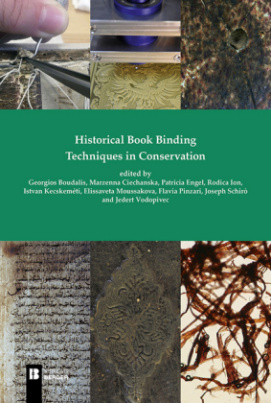 Historical Book Binding Techniques in Conservation