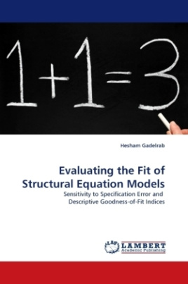 Evaluating the Fit of Structural Equation Models