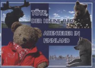 Tüte, der kleine Bär - Abenteuer in Finnland