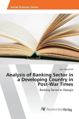 Analysis of Banking Sector in a Developing Country in Post-War Times