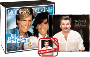 Thomas Anders - Pures Leben + Modern Talking - The Best of the Best