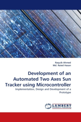 Development of an Automated Two Axes Sun Tracker using Microcontroller