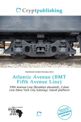 Atlantic Avenue (BMT Fifth Avenue Line)