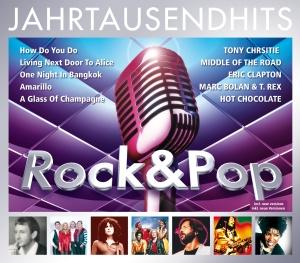 Jahrtausendhits - Rock & Pop