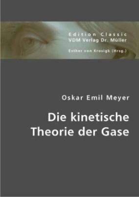 Die kinetische Theorie der Gase