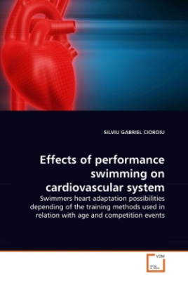 Effects of performance swimming on cardiovascular system