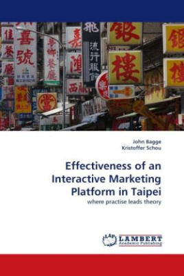 Effectiveness of an Interactive Marketing Platform in Taipei