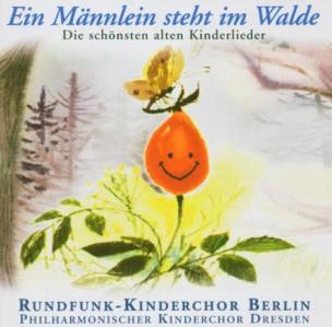 Ein Männlein steht im Walde - Kinderlieder F1 (1CD)