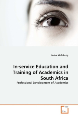 In-service Education and Training of Academics in South Africa
