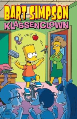 Bart Simpson, Klassenclown