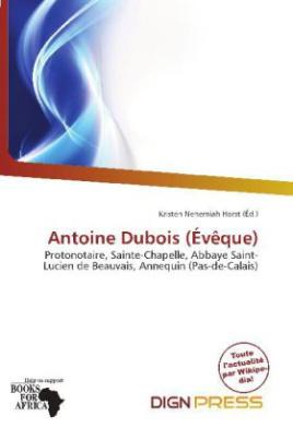 Antoine Dubois (Évêque)